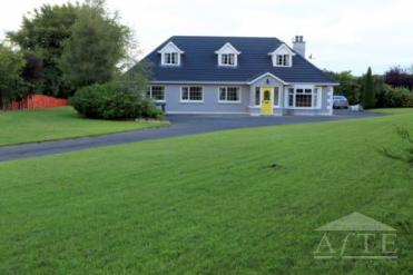 Solheim Cup 2011 Accommodation - Dunlavin, Co. Wicklow.