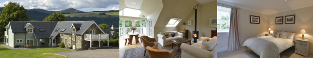 Ryder Cup 2014 Accommodation Package - Aberfeldy, Perthshire