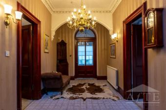 Newton Manor House scotland