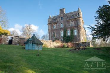 Solheim Cup 2019 Accommodation - Kilbryde Castle, Dunblane