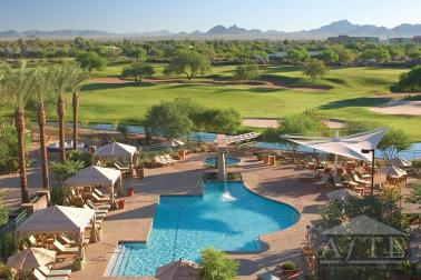 Phoenix Open 2021 Accommodation - The Westin Kierland Villas, 15620 North Clubgate Drive, Scottsdale, AZ 85254