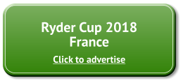 Advertise Ryder Cup 2018 France
